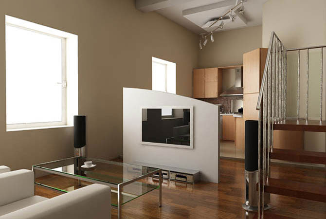каталог интерьера квартир домов фото внутренней отделки