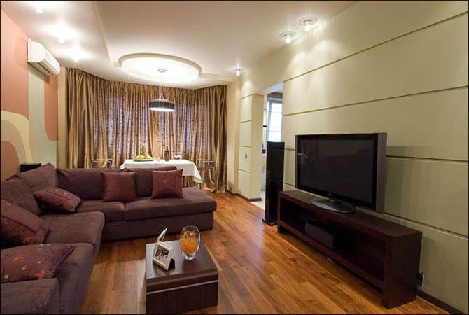 стоимость ремонта отделки квартир