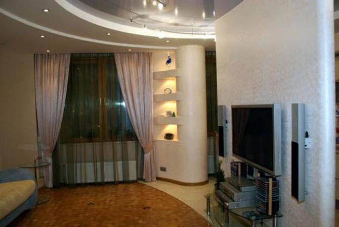 дизайн квартиры 90 м кв