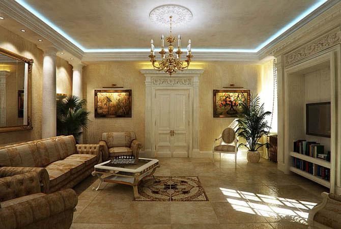 лучший дизайн проект квартир санкт петербург