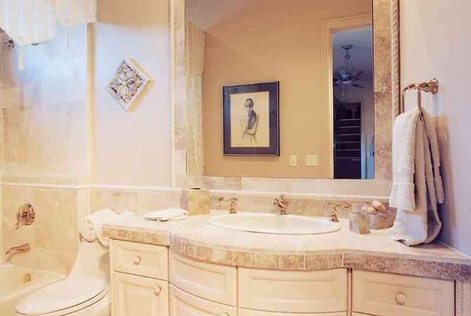 ремонт ванных комнат санузлов