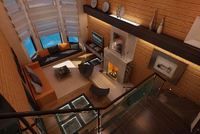 дизайн бильярдных комнат в частных домах
