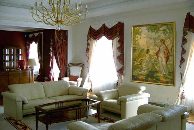 дизайн среднего класса квартиры