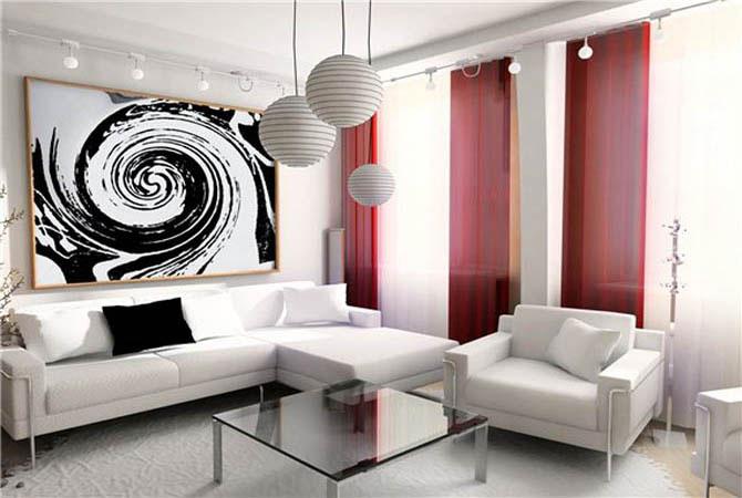 фото дизайна квартир в испании