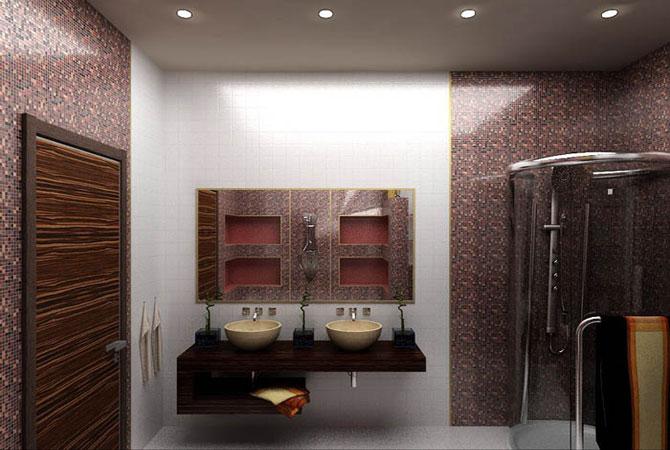ремонт ванных комнат в городе пушкино