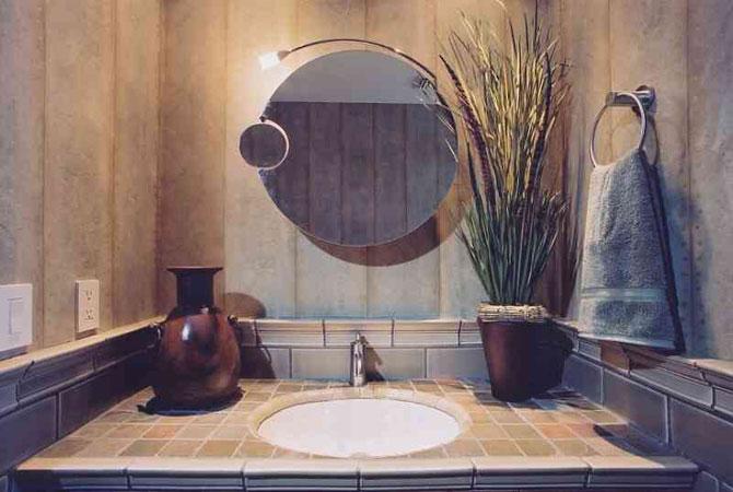 интерьеры дизайн ванных комнат