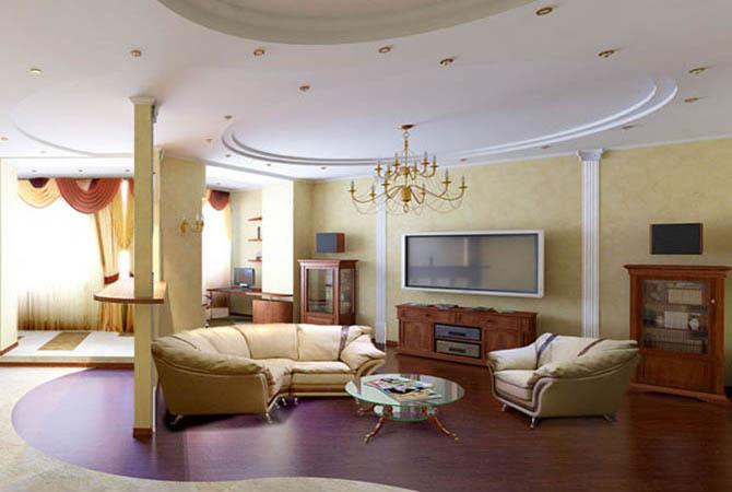 разработка дизайна квартиры в петербурге