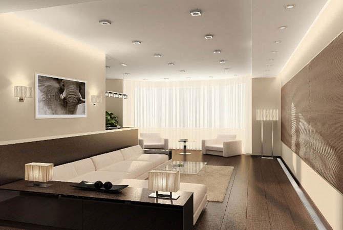 дизайн ванной комнаты и прихожей