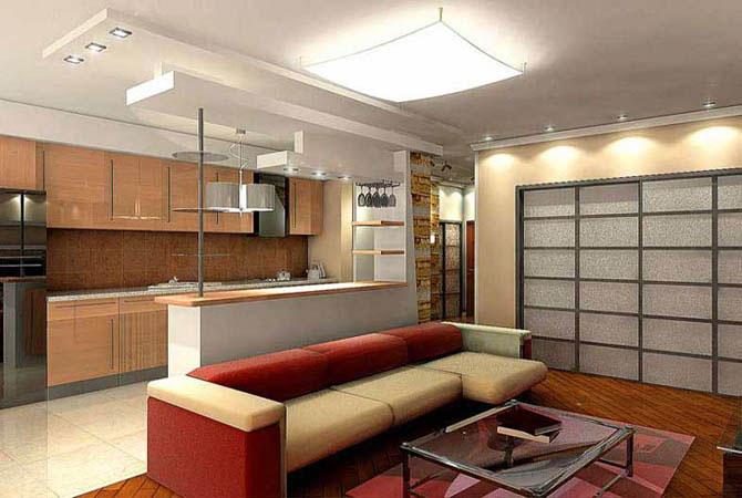 проэкты идеи и фото интерьеров в квартире