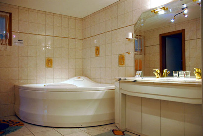 ремонт ванной комнаты дешево