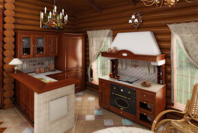 отделка кухонь ремонт квартир
